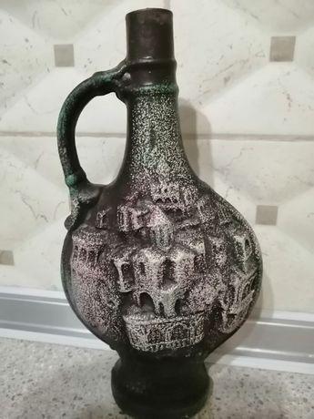 """Бутылка """"Старый город"""", графин."""