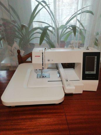 Вышивальная машина Janome 500E