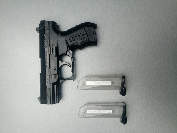 Replika pistoletu Walther P22 na kulki.