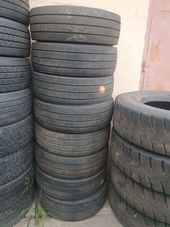 245/70r17.5 Michelin x multi t 143/141,j