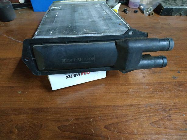 Радиатор печки ваз 21099