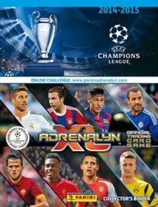 Seria kart UEFA Champions League 2014/15