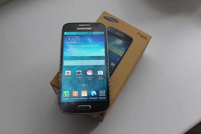 Samsung Galaxy S4 Mini Duos I9192 Black Mist