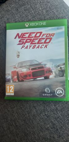 Jogo xbox one  Need for speed payback