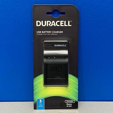Carregador Duracell (BC-CSN) - Bateria Sony NP-BN1