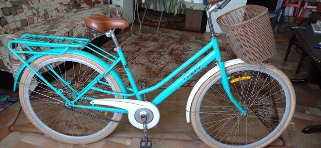 "Велосипед ""Дорожник Комфорт""."