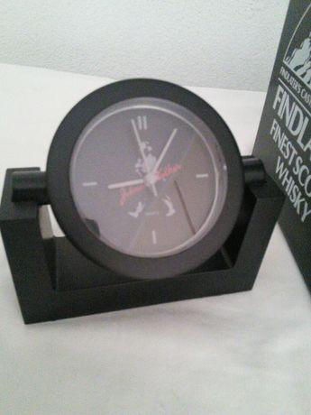 Relógio publicidade Johnnie Walker