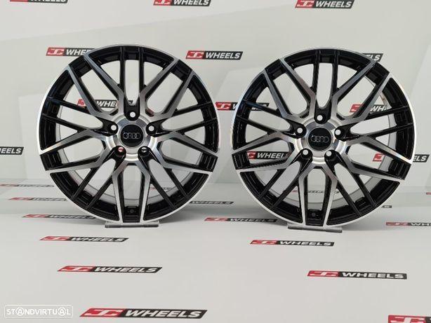 Jantes Fox BMA look Audi em 18 5x112
