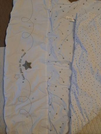 Постельное белье на детскую кроватку 140х70