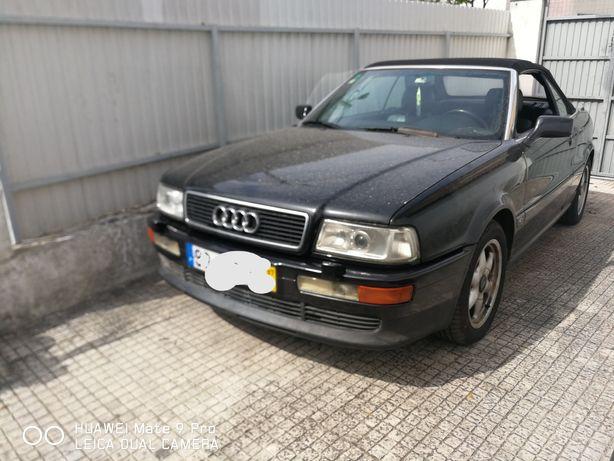 Audi 80 cabrio 1.9 tdi