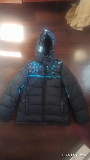 Куртка зима для мальчика,
