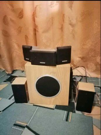 Продам акустичну систему 5.1