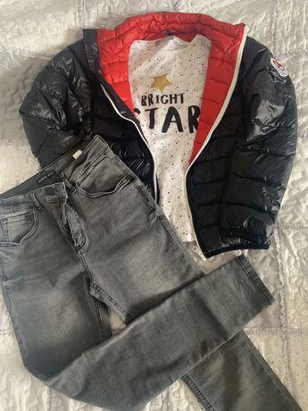Reserved Nowe Jeansy  152 sklep 79 zl