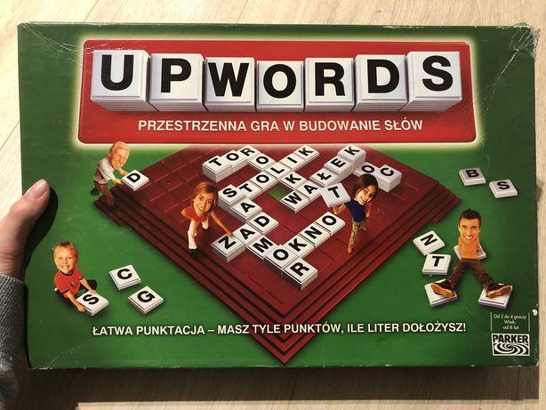 Gra Upwords (scrabble)
