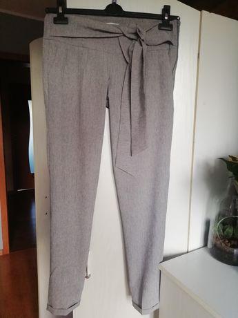 Spodnie jeans S, cygaretki M