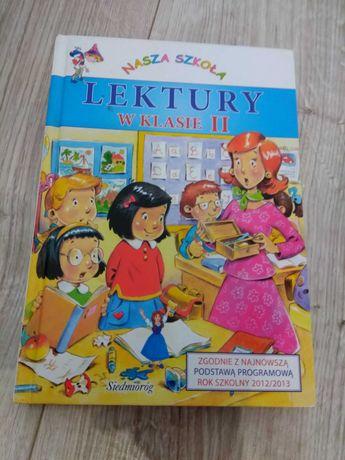 Lektury w klasie II