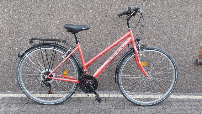 Lekki Nowy rower Performance koła 28 (7-biegowy)