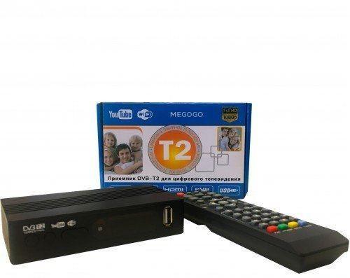 Ресивер,Приставка т2,Тюнер+YouTube + IPTV + Full HD Металл