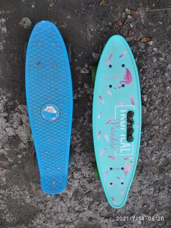 Пенни скейт борд