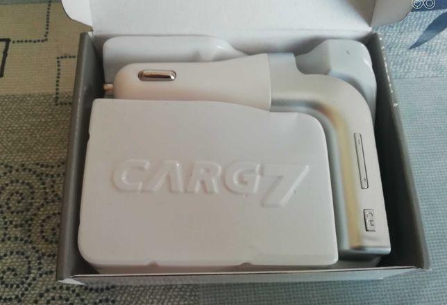 FM модулятор для АвтомобіляFM  Car G7 Bluetooth сірий