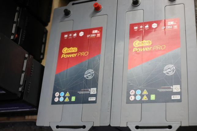 Centra Power Pro CF 2353 model 235Ah 1300A do samochodów ciężarowych