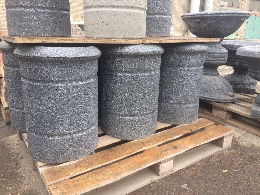 Урны из бетона антивандальные