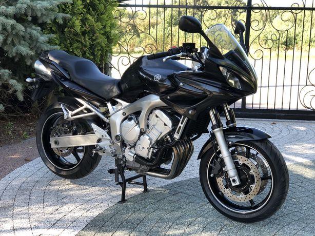Yamaha Fazer FZ6 600 ABS, 2006r Stan Perfekcyjny ! Transport ! Polecam