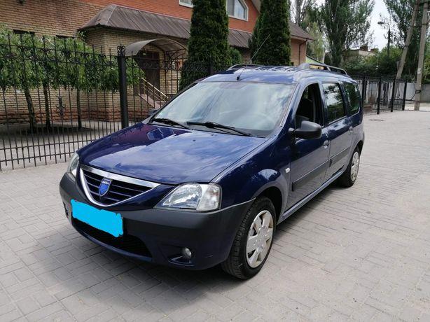 Продам. Dacia Logan. MPI 1.6. 16 Клапанов. 7 мест MPV