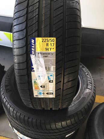 Pneu 225/50/R17 Michelin 94Y Primacy HP