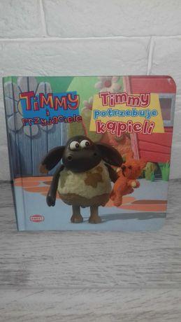 Książka Timmy i przyjaciele Timmy potrzebuje kąpieli