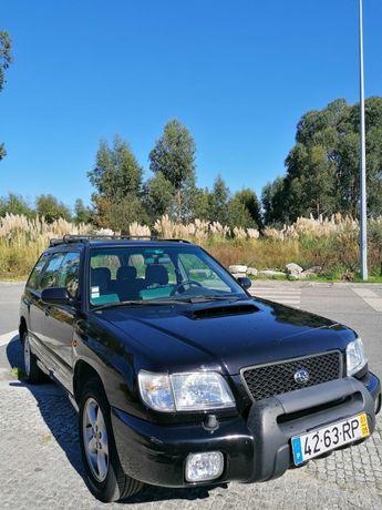 Subaru Forester STurbo