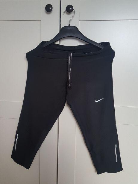 Legginsy dresy 3/4 firmy Nike rozmiar xs