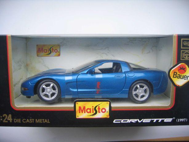 Corvette /1997/ Maisto 1:24