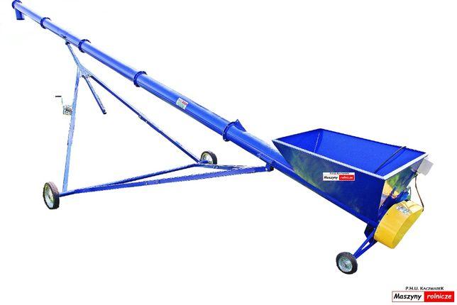 Podajnik ślimakowy żmijka do zboża 200 mm 40t/h Transport cała POLSKA