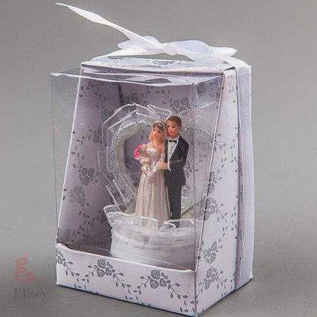 Фигурка «Жених и невеста» на свадебный торт