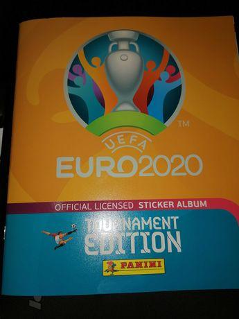 Cromos Euro 2020 tournament edition