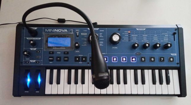 Mininova - Novation - Sintetizador