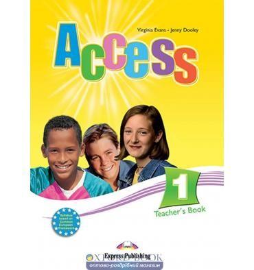 access 1 teachers book pdf
