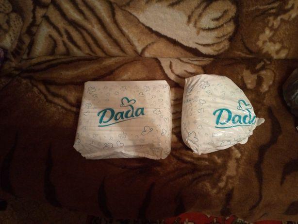 Памперсы фирмы DADA