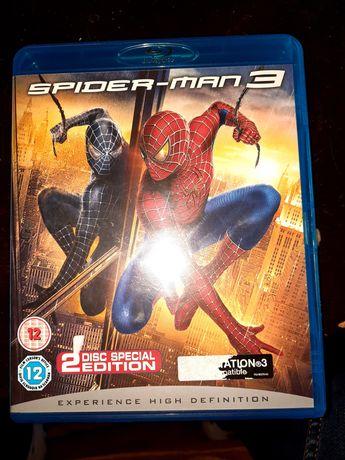 Blu ray Spider-Man 3