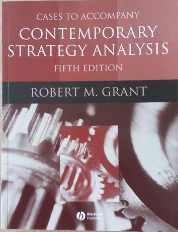 Contemporary Strategy - cases