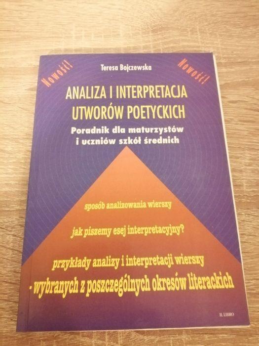 Analiza i interpretacja utworów poetyckich poradnik dla maturzystów Wrocław - image 1