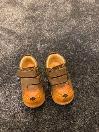 Skórzane buty Mrugała, 21
