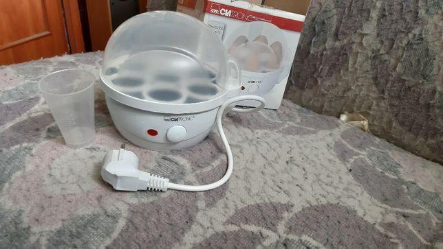 Urządzenie do gotowania jajek na parze . Clatronic .