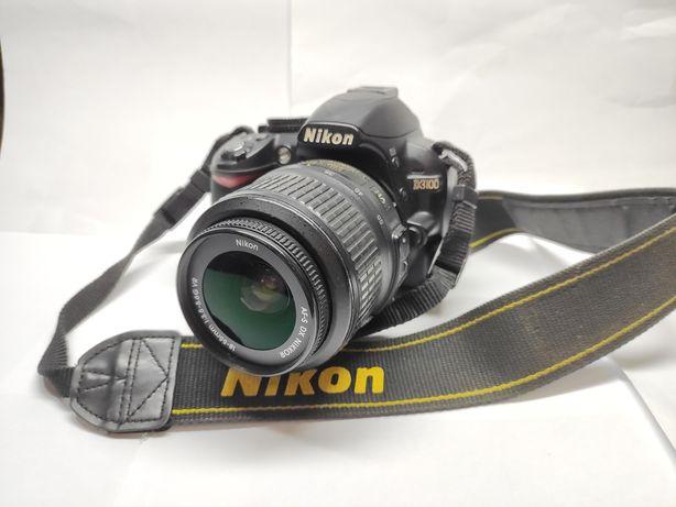 Продам зеркальный фотоаппарат Nikon D3100 18-55 kit