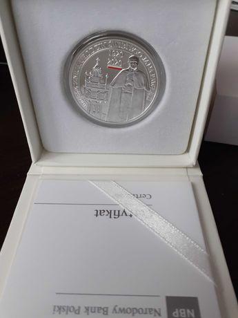 10 zł złotych rocznica urodzin Jana Pawła II 2020