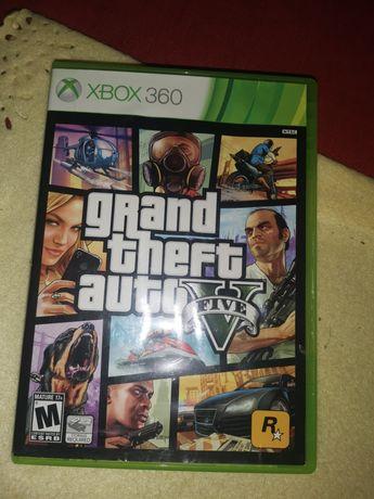GTA V Xbox 360 płyty w bardzo dobrym stanie