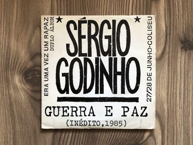 """Sérgio Godinho - Guerra e Paz - 7"""""""