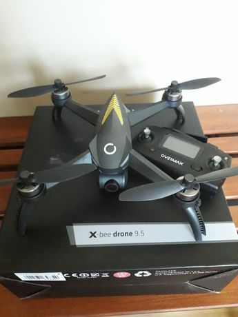 Dron OVERMAX X-bee 9.5 GPS *2 BATERIE *
