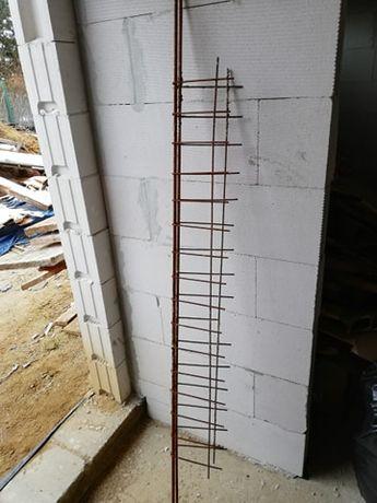 Zbrojenie podporowe strop TERIVA DŁ.1,8m-dozbr strop- STAL ZBROJENIOWA